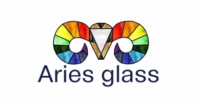ariesglass.uk Logo