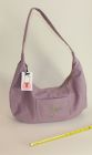 Lilac Cotton Hobo bag