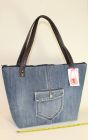 Pale Denim handbag